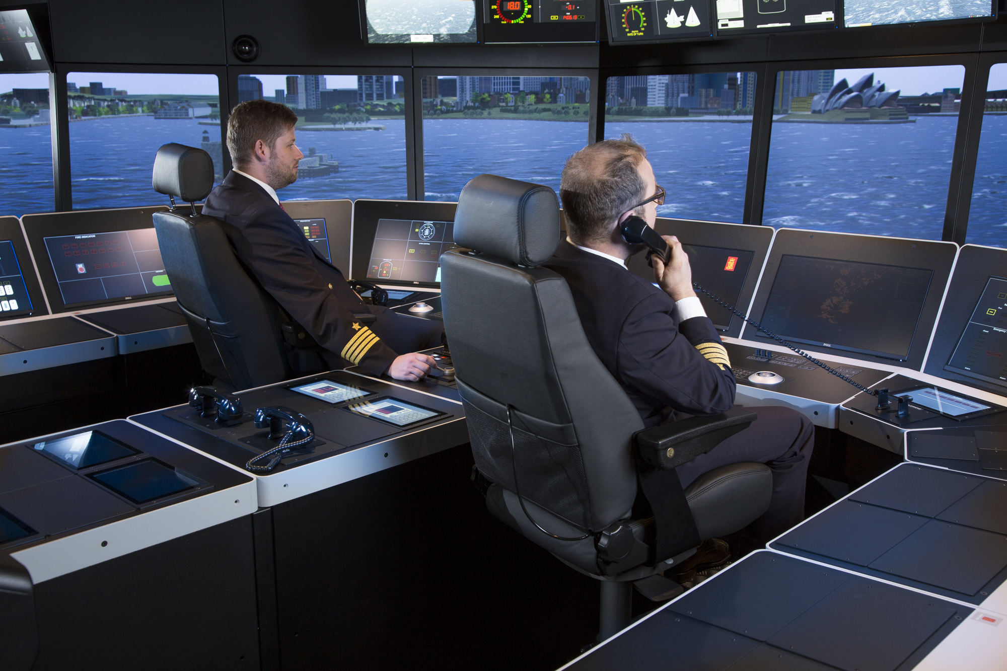 Simwave - Maritime Centres of Excellence